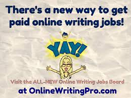 lance writers new resource for paying online writing jobs new online writing jobs board