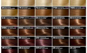 Clairol Natural Instincts Hair Color Chart Hair Coloring