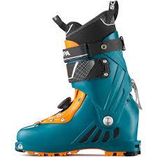 Scarpa Ski Boots Nz Scarpa F1 Ski Touring Boots Petrol Blue