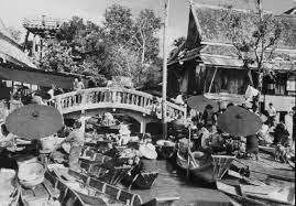 ตลาด ของชาวสวนฝั่งธนบุรี ในความทรงจำของลูกชาวสวน