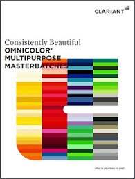 Masterbatch Colourmaster Nip Ltd