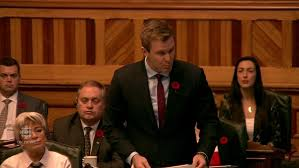 Brian Losing Confidence Gallant Defeated Minority Government 's After rzrAgqaf