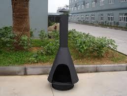 best outdoor fire pit chimney hood