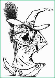 Elegant Images Of Halloween Witch Coloring Pages Coloring Pages