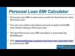 Personal Loan Emi Calculator Calculate Monthly Emi In 10