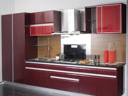 modular kitchen colors:  beautiful modular kitchen color selection