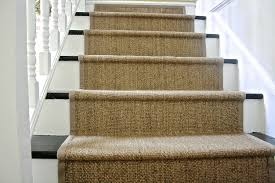 runner rugs for hallway lovely diy ikea jute rug stair runner what emily does