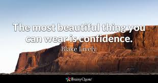 Confidence Quotes Amazing Confidence Quotes BrainyQuote