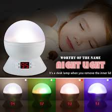 Baby Girl Night Light Projector Night Lights For Kids Multiple Colors Rotating Star