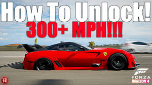 Some players can't join clubs. Forza Horizon 4 This Car Goes Over 300 Mph How To Unlock The Ferrari 599xx Evo Youtube