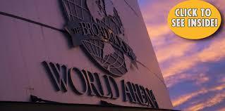 Broadmoor Arena Seating Chart Arena Info Non Profit Info Broadmoor World Arena