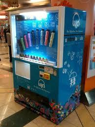 Umbrella Vending Machine Uk Simple Bizarre Things You Can Buy From Vending Machines Around The Globe