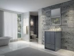 Home Designs:Bathroom Ideas Nonsensical Blue Gray Bathroom Ideas And B  Marvelous In Fresh Home