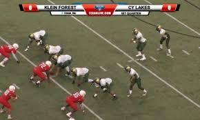 Klein Forest High School Archives Texan Live Hs Sports Media Llc