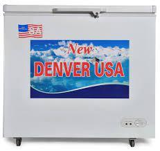 FACOMART TIN TỨC: Một số thông tin cơ bản về tủ đông Denver bạn cần biết