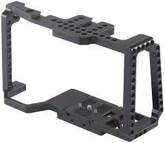 Taimot Full Camera Cage for BMPCC 4K 6K <b>Rabbit</b>-<b>cage</b> Extension ...