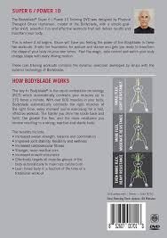 Body Blade Workout Chart Bodyblade Classic Kit