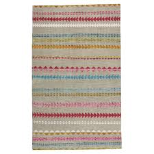 capel rugs genevieve gorder scandinavian stripe rectangle hand knotted area rug beige smoke 5 x 8 com