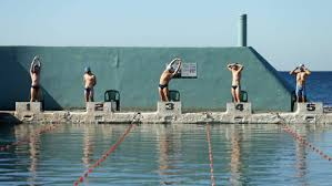 photo essay winter swimming at newcastle ocean baths newcastle photo essay winter swimming at newcastle ocean baths