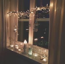 Weihnachten Fensterdeko Candles Homesweethome Light