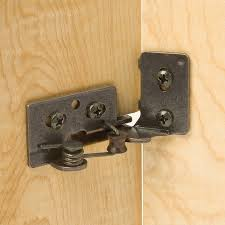 Semi Concealed Hinges Rockler Woodworking and Hardware