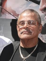 Wrestler Rocky Johnson, father of Dwayne 'The Rock' Johnson ...