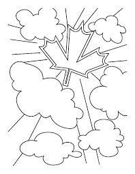 Small Picture National Symbol for Canada Day Coloring Pages Bulk Color