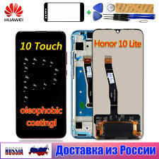 Deal Team <b>6.21 inch</b> Lcd Display For <b>Huawei Honor</b> 10 Lite Touch ...