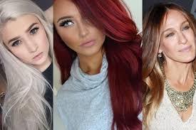 اختاري ألوان صبغات الشعر هذا الشتاء بحسب لون البشرة مجلة
