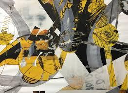 "Benito Rangel de Maria | ""Portrait in Yellow Gold"" (2017 ..."