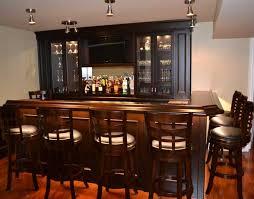 home bar lighting. Custom Home Bar With Upper Back Unit Lighting D