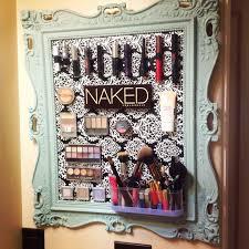9 diy makeup storage ideas vogue amour