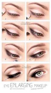 how to make eyes look bigger graduation makeup tutorials by makeuptutorials