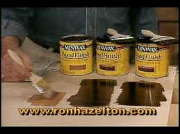Minwax Stain Mixing Chart How To Mix Wood Stains To Create Custom Colors