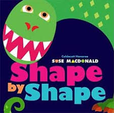 shape by shape children s book