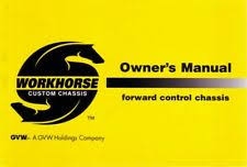 workhorse chassis motors 2003 workhorse forward control chassis owners manual user guide operator book