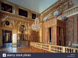Versailles Schloß Schlafzimmer Ludwig Xiv Stock Photo 11438772