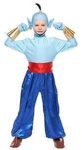 Charming Amazon.com: Disney Aladdin   Genie Costume    Kids M Size Costume: Clothing