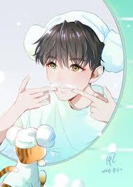 Ghim của QMei trên TFBOYS Paint | Anime, Ảnh hoạt hình chibi, Nghệ thuật  anime