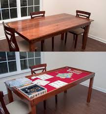 Wooden Game Table Plans Ultimate Guide to Great DIY Gaming Tables Gaming Game tables 18