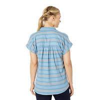 Carve Designs Womens Huck Short Sleeve Shirt