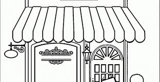 Restaurant Menu Coloring Pages Adult Coloring Pages