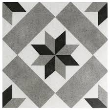 black and white tile floor. Simple Tile Black White And Gray Vintage Tiles  Victorian Throughout Black And White Tile Floor T