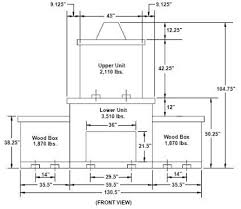 outdoor fireplace blueprints famous iblogfa in outdoor fireplace blueprints