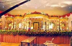 flower decoration services for marriage