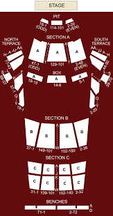 The Novo Seating Chart Row Cc Greek Theater Los Angeles Ca Seating Chart Stage Los