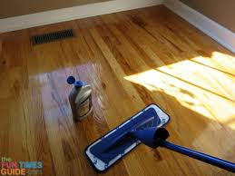 using bona refresher as a floor polish