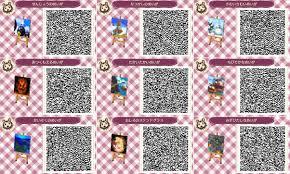 Animal Crossing Happy Home Designer Qr Codes Paths Qr Codes Animal Crossing Wiki Guide Ign