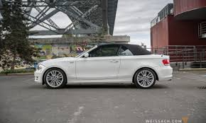 BMW 5 Series bmw 128i 2009 : 2009 BMW 128i Cabriolet - Weissach