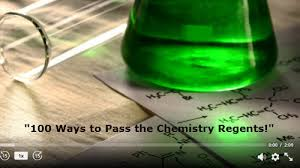 com home of ways to pass the chemistry regents  100 ways image